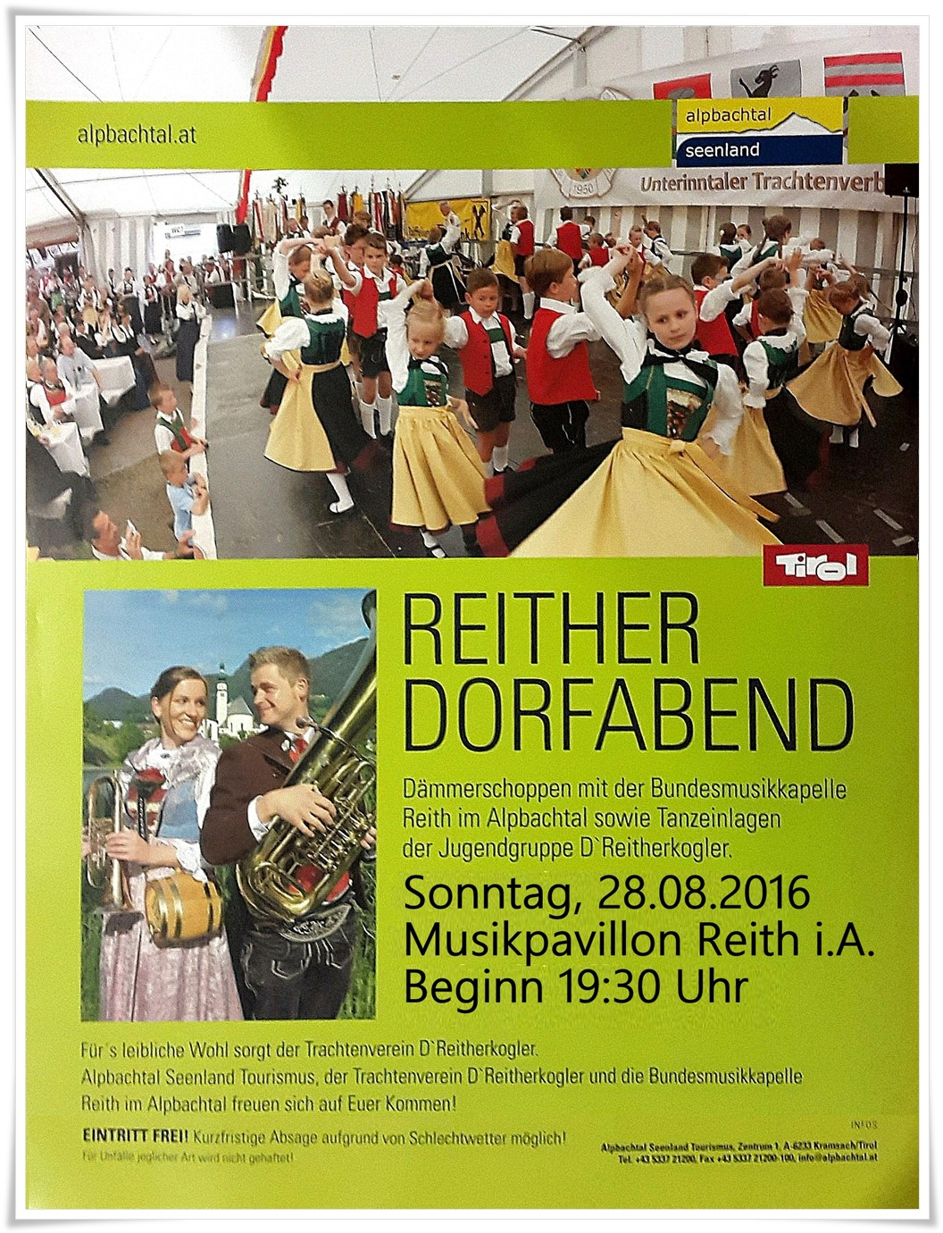 Reither Dorfabend 2016 08 28 hp